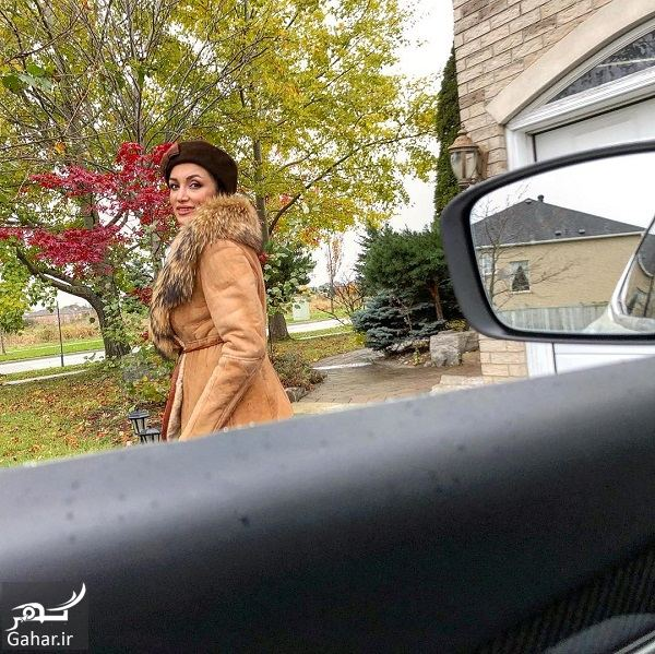 354163 Gahar ir عکسهای جدید و زیبای روناک یونسی و همسرش در کانادا