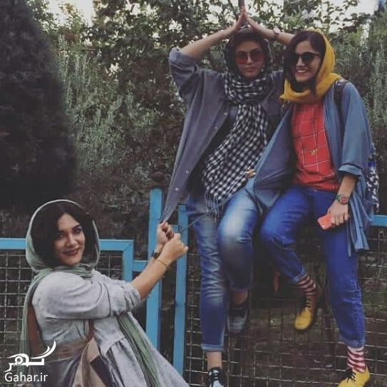 427301 Gahar ir خوشگذرانی ریحانه پارسا با دوستانش / 3 عکس