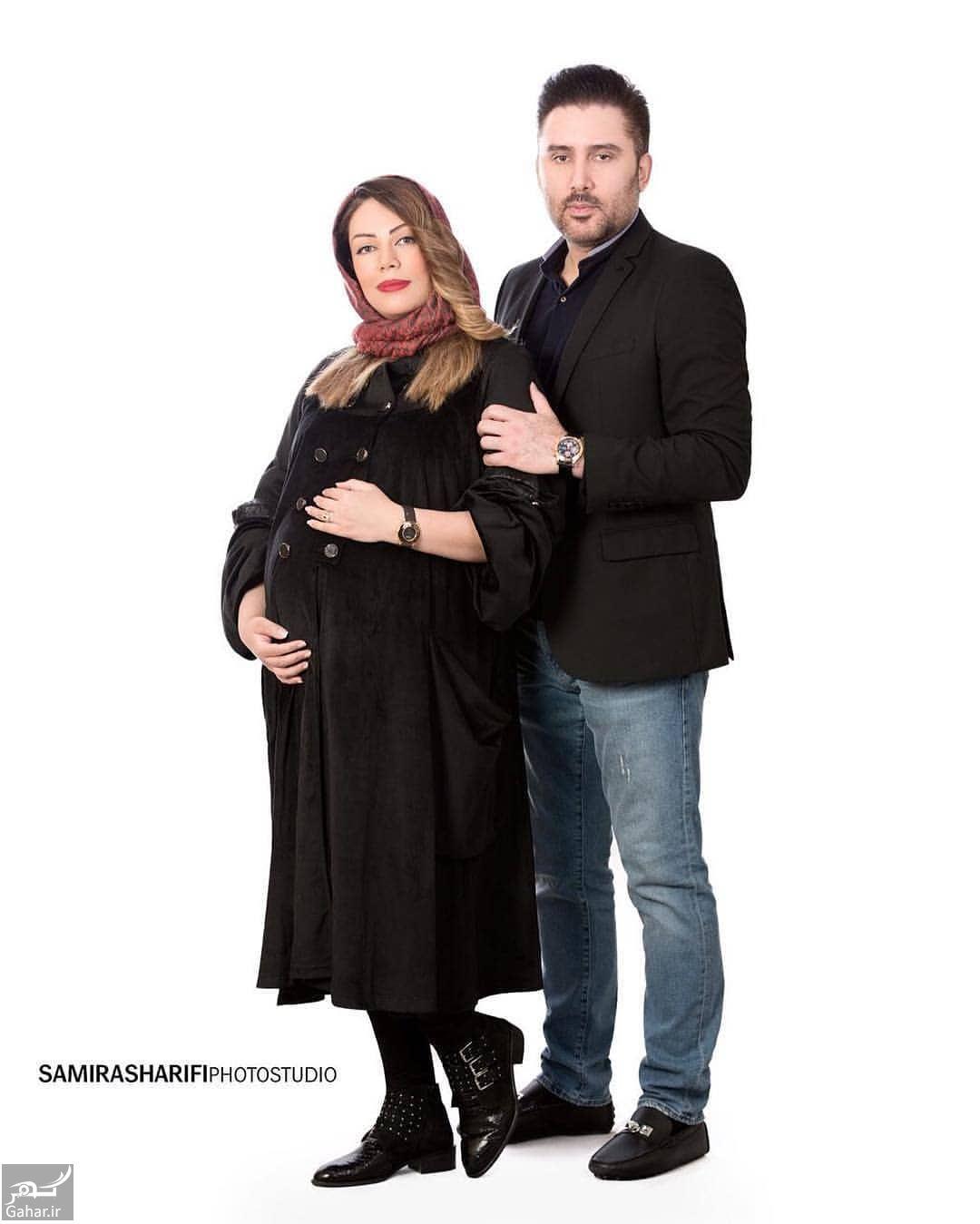 438329 Gahar ir نیما مسیحا پدر می شود + عکس همسرش