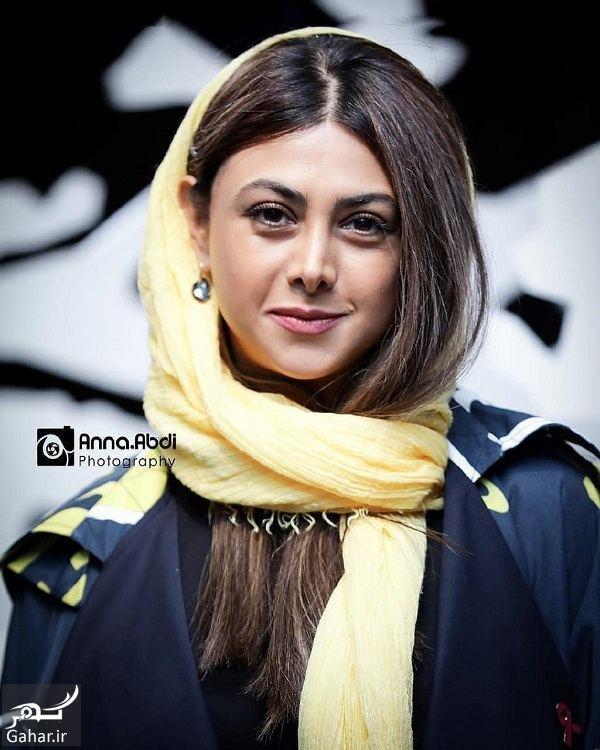444810 Gahar ir استایل متفاوت آزاده صمدی در مراسم پویش ملی / 3 عکس