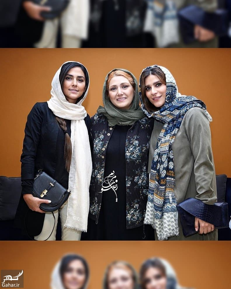 520699 Gahar ir عکسهای تولد سحر دولتشاهی در اکران مردمی عرق سرد