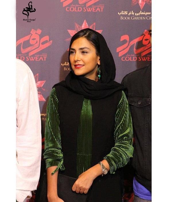 545223 Gahar ir استایل زیبای هدی زین العابدین در اکران مردمی عرق سرد / 8 عکس