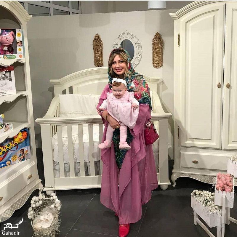 701536 Gahar ir اولین عکس نیوشا ضیغمی و دخترش لیا