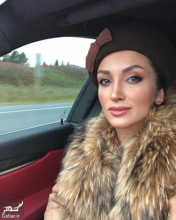 703068 Gahar ir عکسهای جدید و زیبای روناک یونسی و همسرش در کانادا