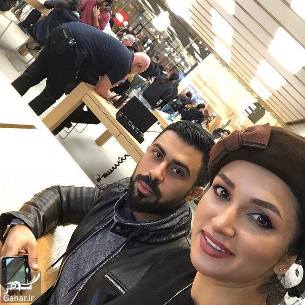 709463 Gahar ir عکسهای جدید و زیبای روناک یونسی و همسرش در کانادا
