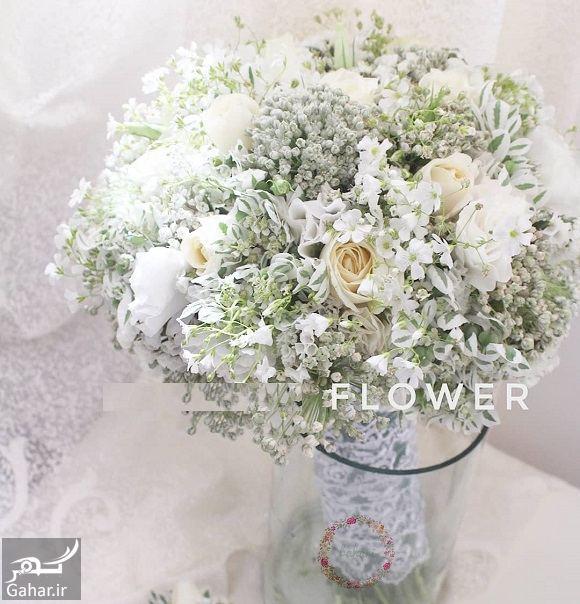 756364 Gahar ir مدل دسته گل عروس فوق العاده شیک و رویایی / 14 مدل