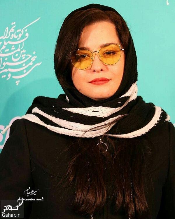 039940 Gahar ir استایل مهراوه شریفی نیا در جشنواره فیلم کوتاه 35 / تصاویر
