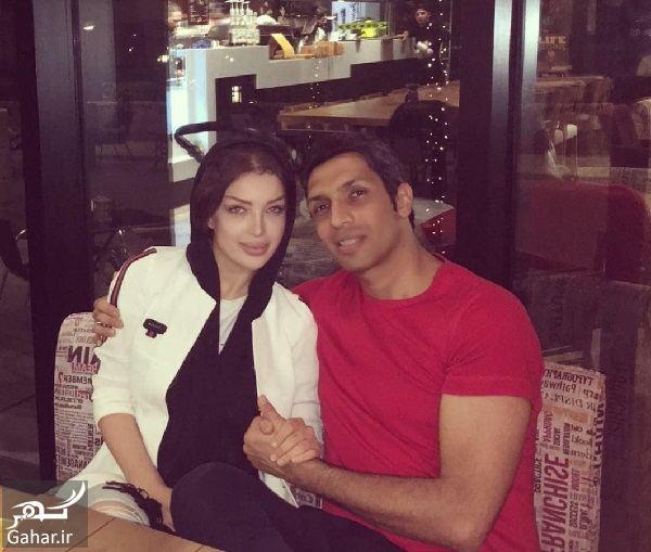 220684 Gahar ir عکسهای جدید سپهر حیدری و همسرش بدون آرایش غلیظ