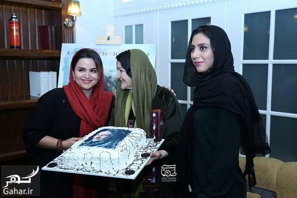 336854 Gahar ir عکسهای جشن تولد گلاب آدینه با حضور هنرمندان