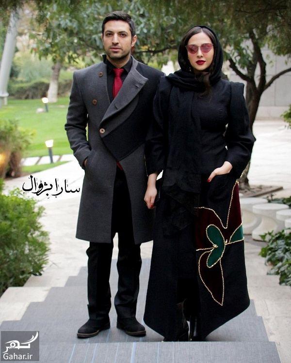 372325 Gahar ir استایل لاکچری آناهیتا درگاهی و همسرش اشکان خطیبی / 5 عکس