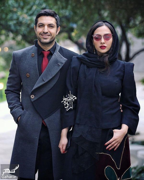 478158 Gahar ir استایل لاکچری آناهیتا درگاهی و همسرش اشکان خطیبی / 5 عکس