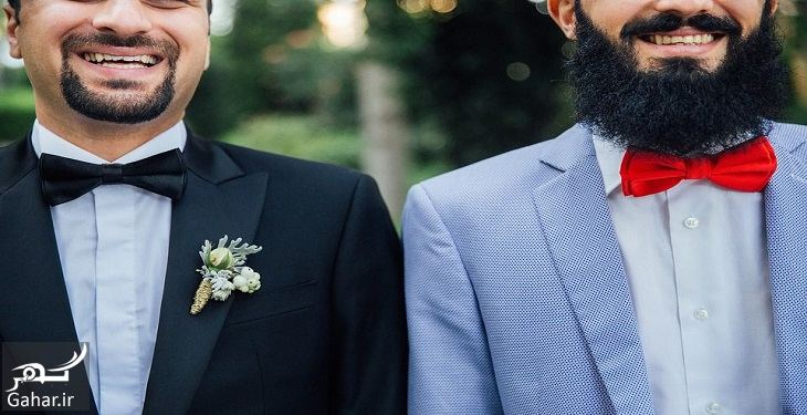 562524 Gahar ir پنج روش ست کردن لباس آقایان برای مهمانیهای رسمی