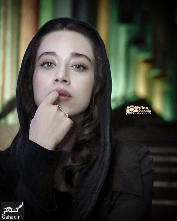 562930 Gahar ir ژست های متفاوت سعیده رودبارکی در جشنواره فیلم کوتاه / 5 عکس
