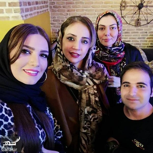 812108 Gahar ir عکسهای جشن تولد شبنم قلی خانی با حضور هنرمندان
