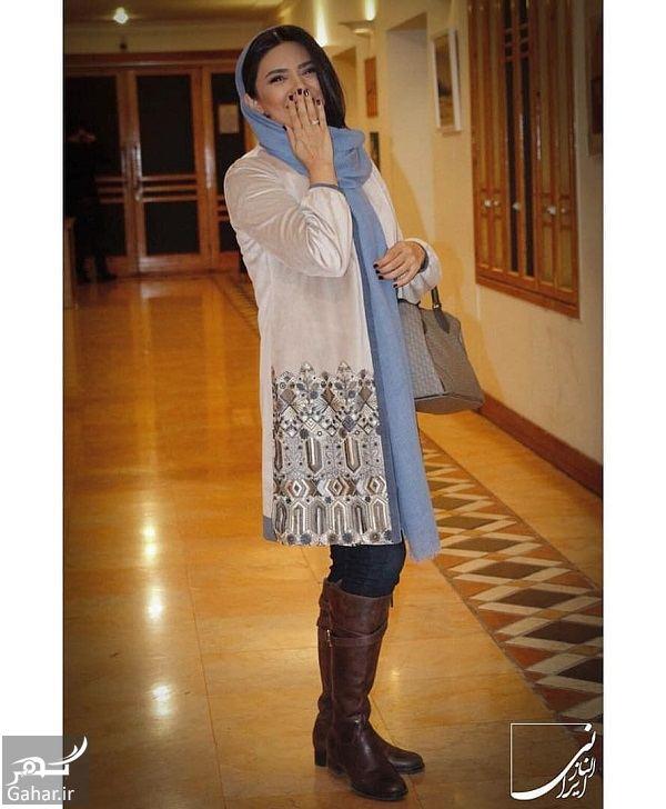069669 Gahar ir استایل لیندا کیانی در اکران فیلم های کوتاه / 6 عکس