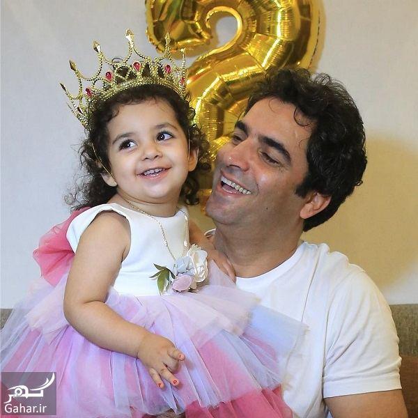 198574 Gahar ir عکسهای جشن تولد دختر یکتا ناصر
