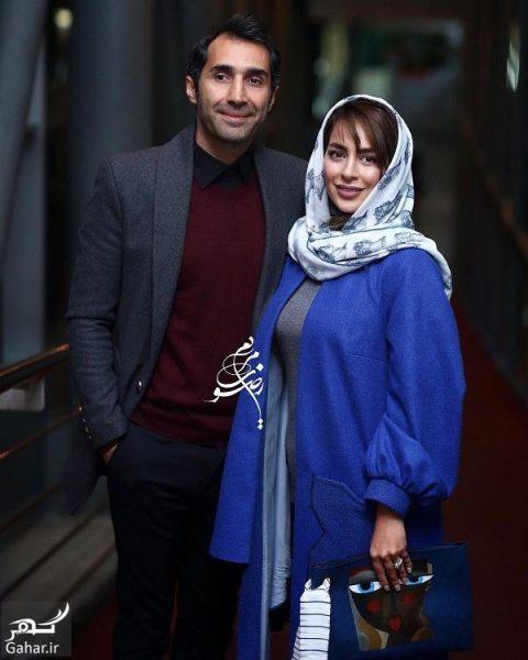 208985 Gahar ir e1545724461429 سمانه پاکدل و همسرش در اکران خصوصی قانون مورفی / 5 عکس