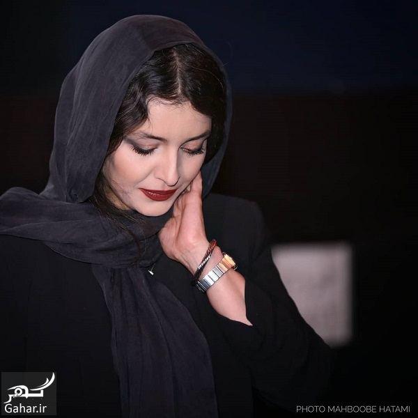 463436 Gahar ir عکسهای ساره بیات در اکران اتاق تاریک
