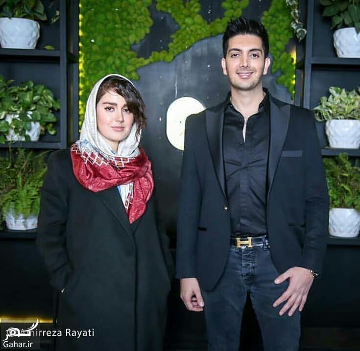 482952 Gahar ir بازیگران در افتتاحیه رستوران اختصاصی فرزاد فرزین (5 عکس)