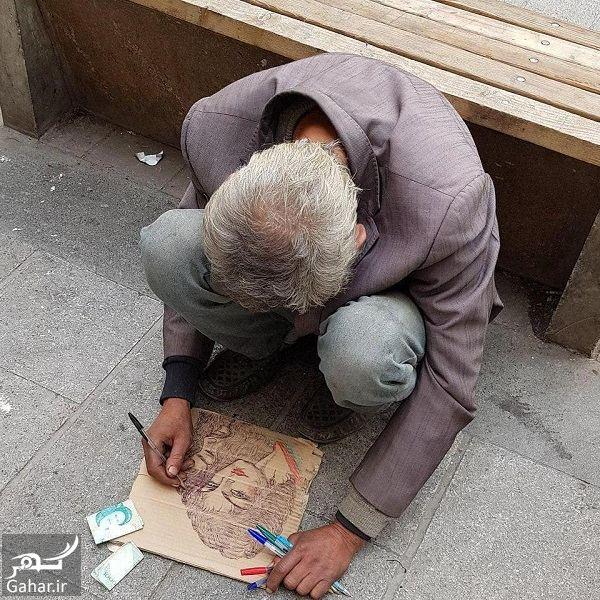 543752 Gahar ir فقر و هنر زیبا در ایران ! / عکس