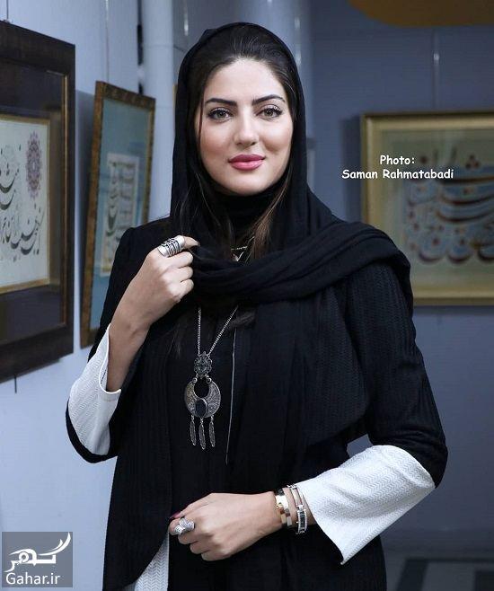 789137 Gahar ir ظاهر جدید هلیا امامی با مدل موی جدید