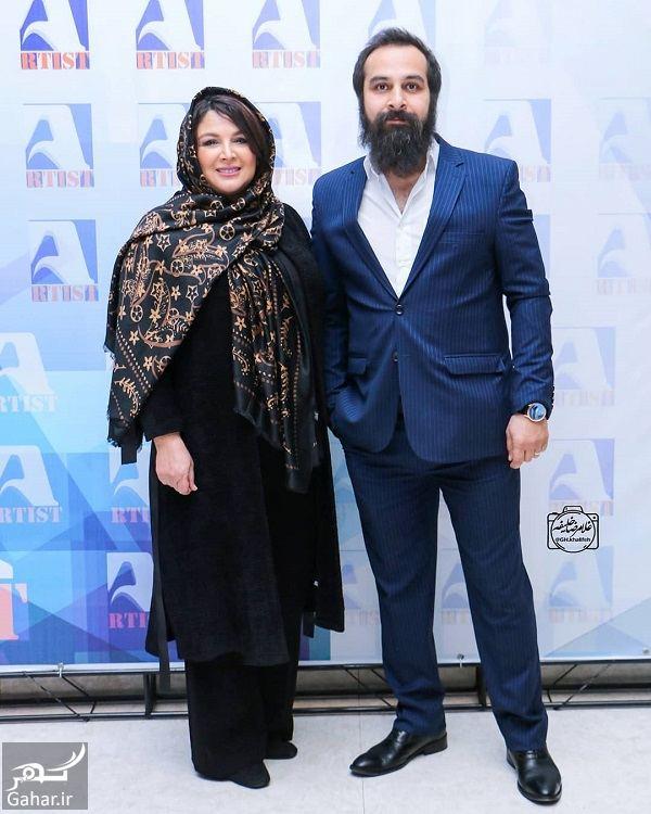801948 Gahar ir اولین عکس شهره سلطانی و همسرش