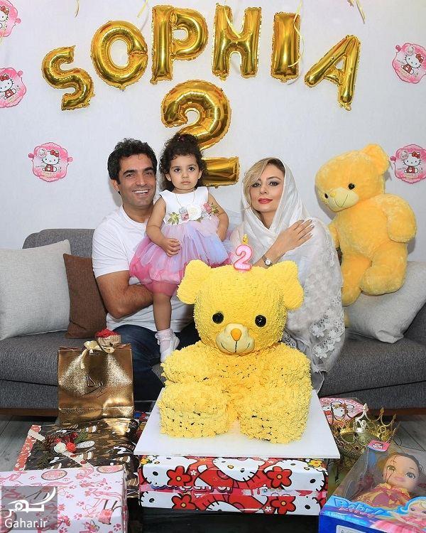 865317 Gahar ir عکسهای جشن تولد دختر یکتا ناصر