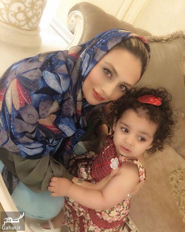 998041 Gahar ir عکس زیبای یکتا ناصر و دخترش سوفیا