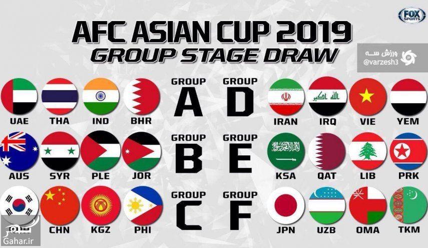 160484 Gahar ir زمان بازی ایران ویتنام جام ملتهای آسیا 2019