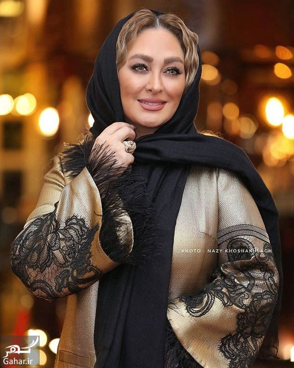 316660 Gahar ir عکس های الهام حمیدی در جشن سریال هشتگ خاله سوسکه