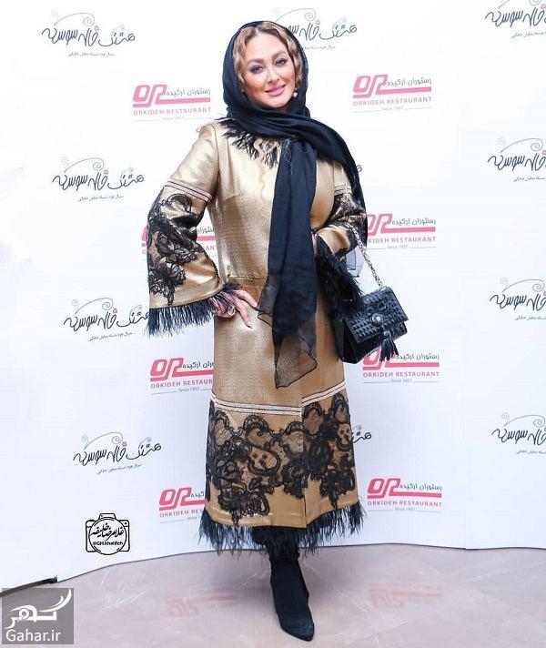 451611 Gahar ir عکس های الهام حمیدی در جشن سریال هشتگ خاله سوسکه