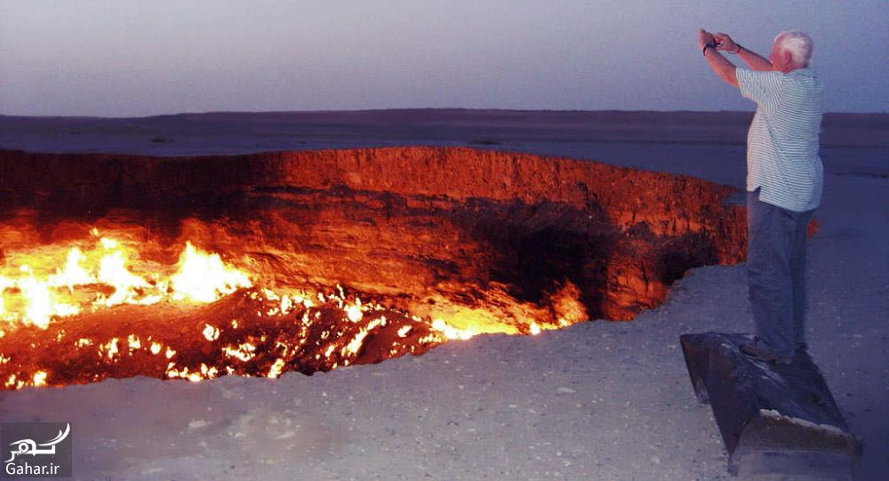 708354 Gahar ir ماجرای دروازه جهنم در سیبری