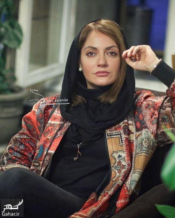 898942 Gahar ir عکسهای مهناز افشار در جشنواره فیلم فجر 97 ( اکران فیلم آشفتگی )