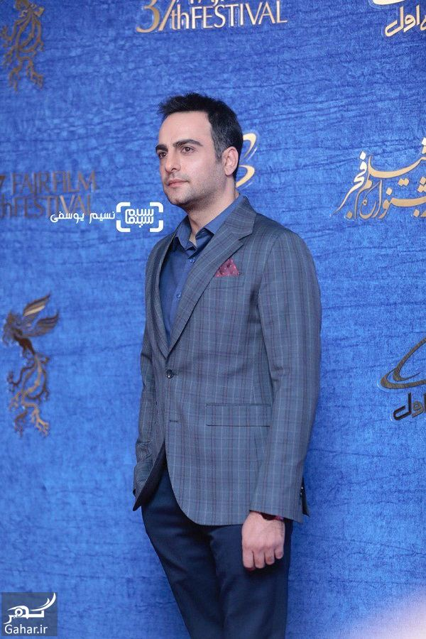 028177 Gahar ir عکسهای بازیگران در اکران فیلم جمشیدیه در جشنواره فیلم فجر 97