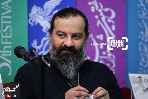 076186 Gahar ir عکسهای بازیگران در اکران فیلم ناگهان درخت در جشنواره فجر 97
