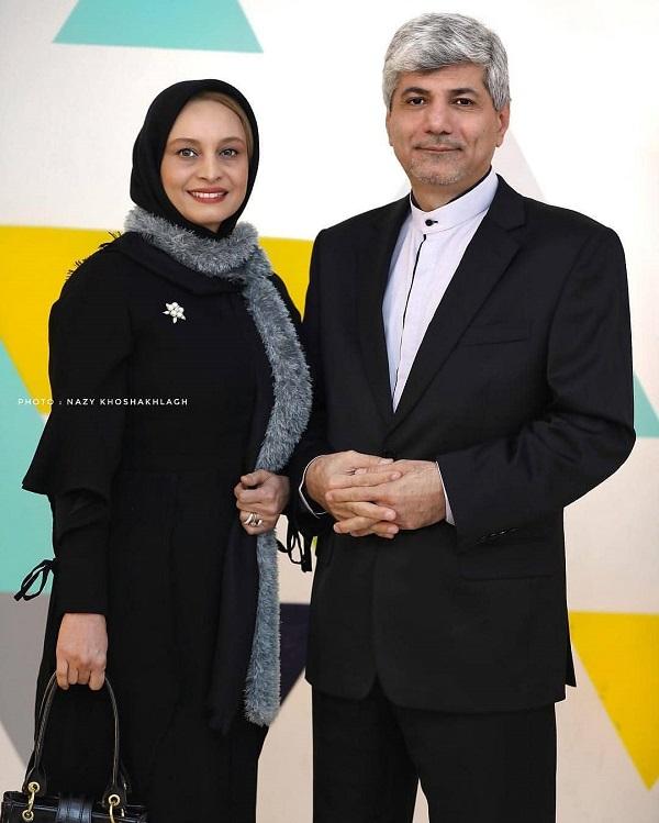 095791 Gahar ir ازدواج مریم کاویانی با رامین مهمانپرست سخنگوی وزارت امور خارجه / عکس