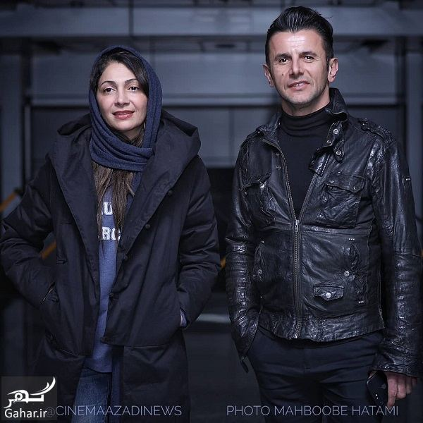 168641 Gahar ir عکسهای بازیگران در روز چهارم جشنواره فیلم فجر 97