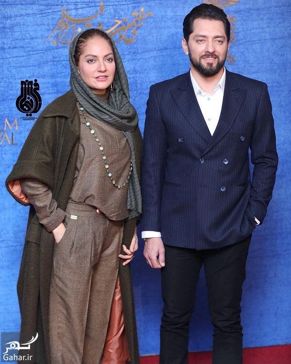 176513 Gahar ir خاص ترین تیپ و مدل لباس مهناز افشار در جشنواره فجر 97
