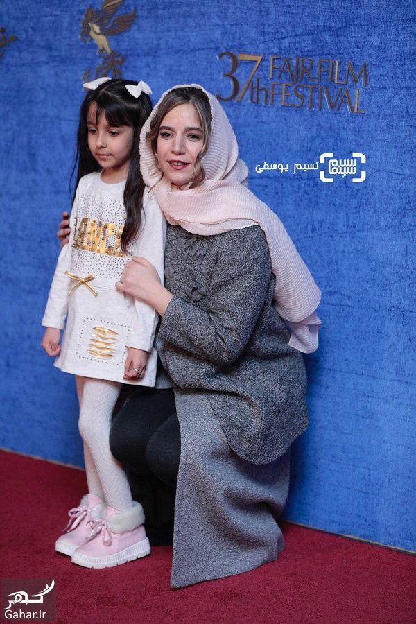 193363 Gahar ir عکسهای بازیگران در روز هشتم جشنواره فیلم فجر 97 (17 بهمن)