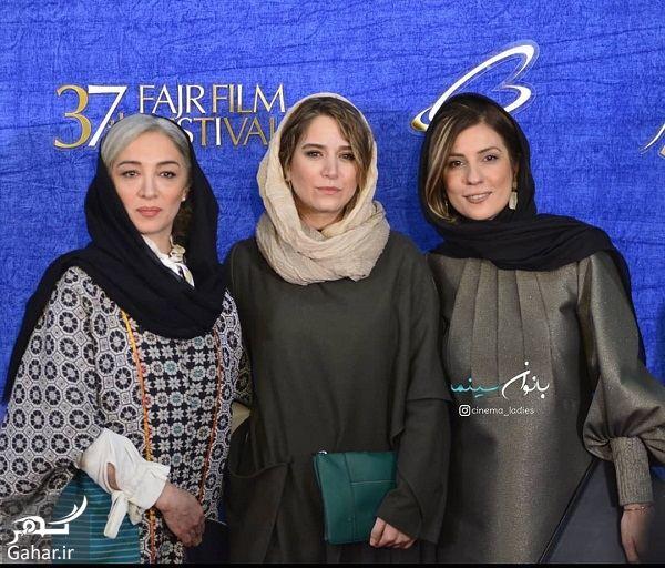 239907 Gahar ir عکسهای بازیگران در روز ششم جشنواره فیلم فجر 97