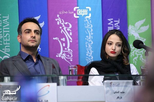 271683 Gahar ir عکسهای بازیگران در اکران فیلم جمشیدیه در جشنواره فیلم فجر 97