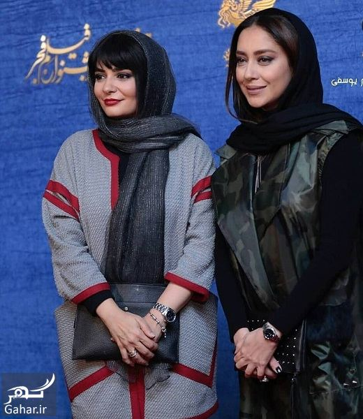 388958 Gahar ir عکسهای بازیگران در روز هفتم جشنواره فیلم فجر 97