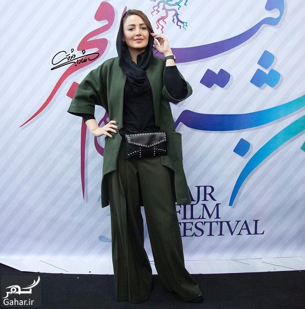 539200 Gahar ir استایل خاص شیلا خداداد در جشنواره فیلم فجر 97 / 6 عکس