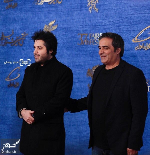 553675 Gahar ir عکسهای بازیگران در اکران فیلم در خونگاه در جشنواره فیلم فجر 97