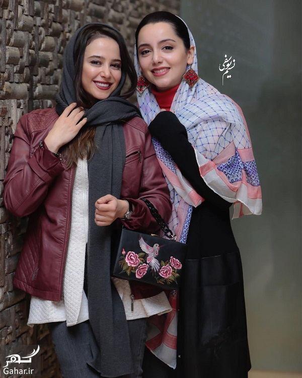 590455 Gahar ir عکسهای بازیگران در روز چهارم جشنواره فیلم فجر 97