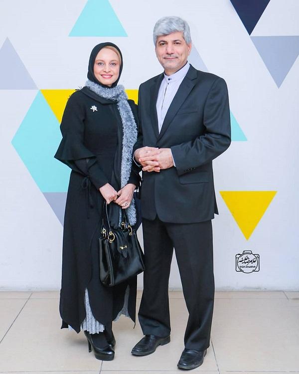 614951 Gahar ir ازدواج مریم کاویانی با رامین مهمانپرست سخنگوی وزارت امور خارجه / عکس