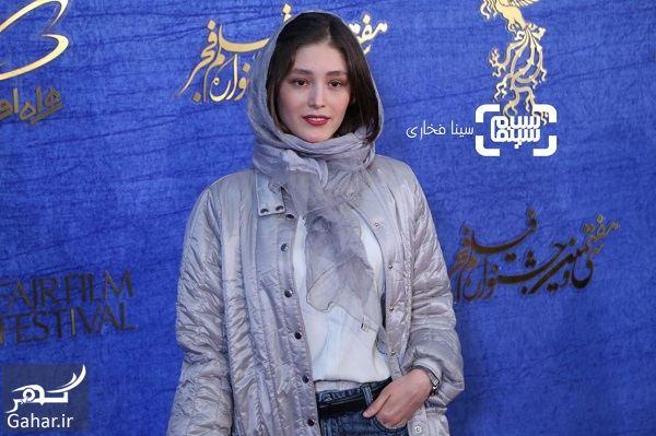 627817 Gahar ir عکسهای بازیگران در اکران فیلم یلدا در جشنواره فجر 97