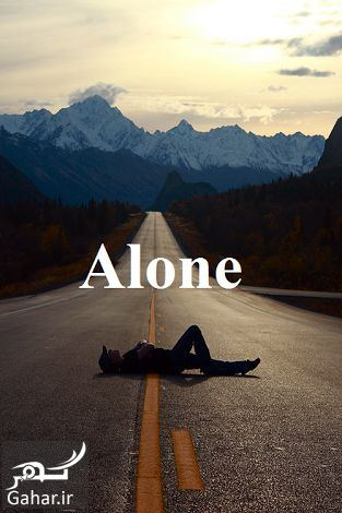 758318 Gahar ir متن سنگین تنهایی