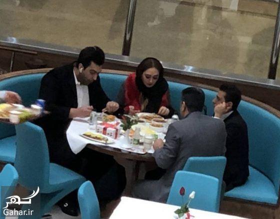 773424 Gahar ir اولین عکس الهام حمیدی و همسرش علیرضا صادقی + بیوگرافی علیرضا صادقی