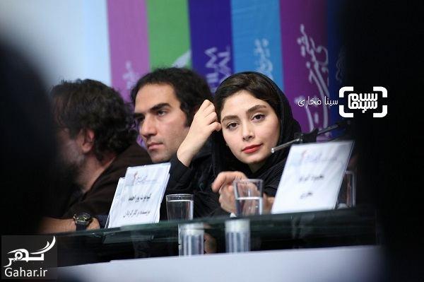 831907 Gahar ir عکسهای بازیگران فیلم تیغ و ترمه در نشست خبری و اکران در جشنواره فجر 97